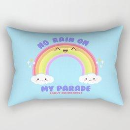 Rainbow Parade Rectangular Pillow