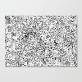 Rizoma Canvas Print