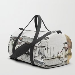 Fish Town Duffle Bag
