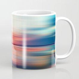 Abstract Sunset VI Coffee Mug