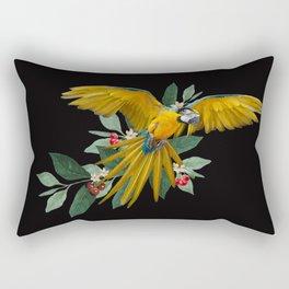 Ara Ararauna Rectangular Pillow