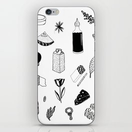 things i like on the market iPhone Skin