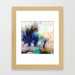 """""""Wish You Were Here"""" Framed Art Print"""