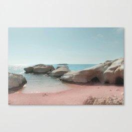 BEACH DAY 41 Canvas Print