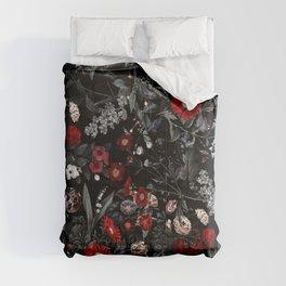 EXOTIC GARDEN - NIGHT IV Comforters