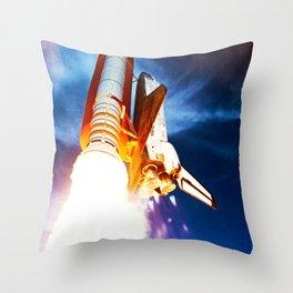 July 29, 1985 Throw Pillow