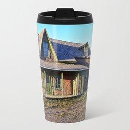Rustic Homestead Travel Mug