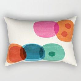 Cellular Rectangular Pillow