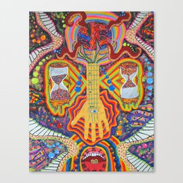 Collected Vision Canvas Print