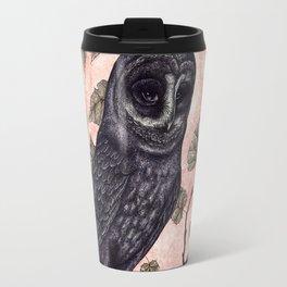 Pink Hunter Travel Mug