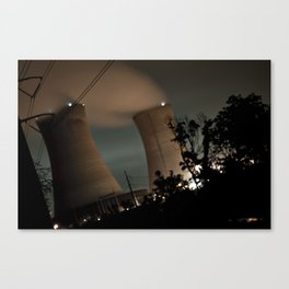 Power. Canvas Print