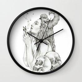Bruja Wall Clock