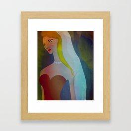 JEZEBEL-12 Framed Art Print