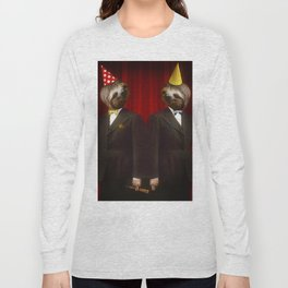 The Legendary Sloth Brothers Long Sleeve T-shirt