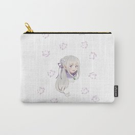 Emilia from RE:ZERO Carry-All Pouch