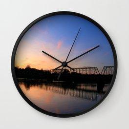 Take me to New Hope... Wall Clock