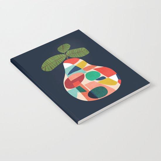 Fresh Pear Notebook