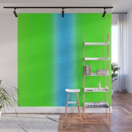 Re-Created Interference ONE No. 12 by Robert S. Lee Wall Mural