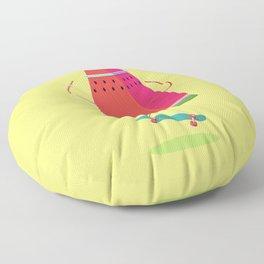 Lords of Foodtown Floor Pillow
