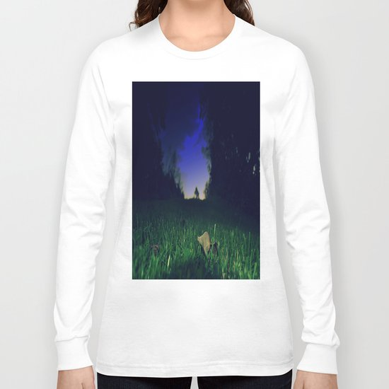beyond the lawn Long Sleeve T-shirt