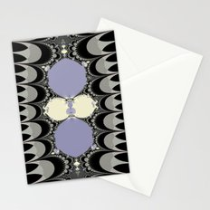 Golden Ornament Stationery Cards