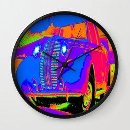Jalopy Wall Clock