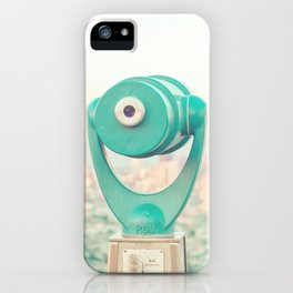 City Dreams iPhone Case