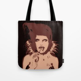 Horror Candy Tote Bag