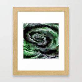 After A Storm Comes A Calm Framed Art Print