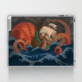 A Beast Arose From the Ocean Laptop & iPad Skin