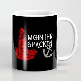 Moin Ihr Spacken Coffee Mug