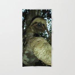 The Sloth Hand & Bath Towel