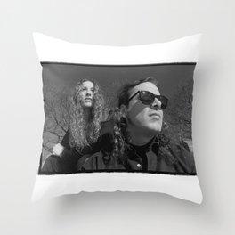 Los dos (HnL) Throw Pillow