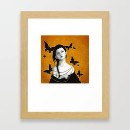 The Unveiling Framed Art Print