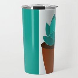 Succulent Travel Mug