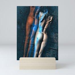 Projection Mini Art Print