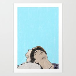Call Me By Your Name - Watercolor Art Print