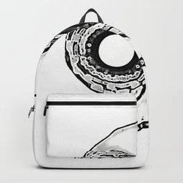 Ghoul Skull Backpack
