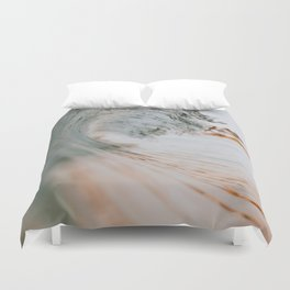 summer waves xiii Duvet Cover