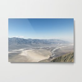 Dante View, Death Valley - California Metal Print