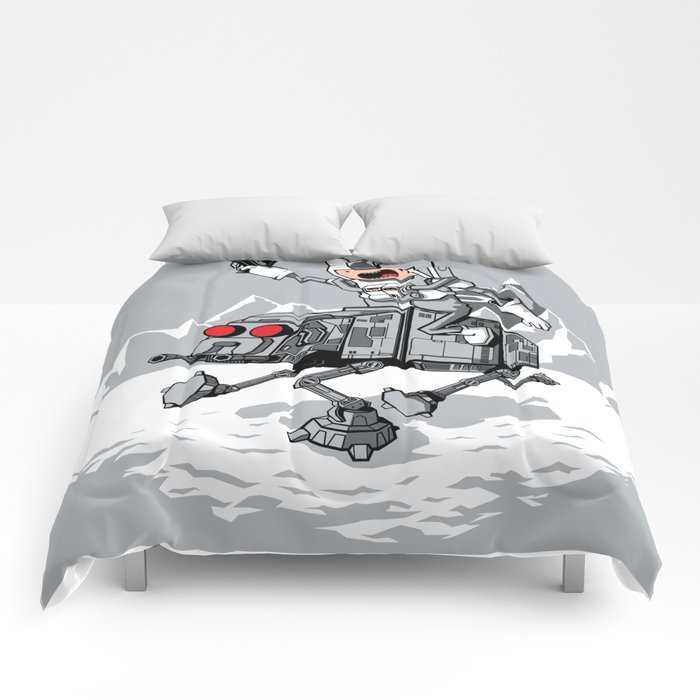 All Terrain Adventure Transport Comforters