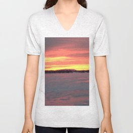 A Song of  Ice & Fire Unisex V-Neck