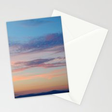 Mountains and Skies Stationery Cards