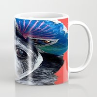 coco Mugs featuring Coco by MyFavoriteCouture.com