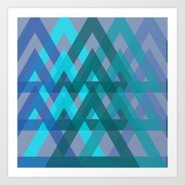 Piramic Art Print