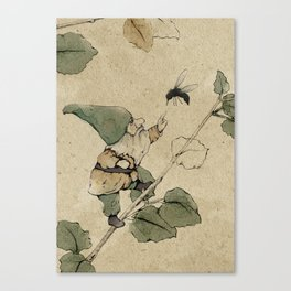 Fable #5 Canvas Print