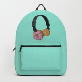 Donut Headphones Backpack