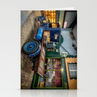 truck Stationery Cards featuring Vintage Truck by Adrian Evans