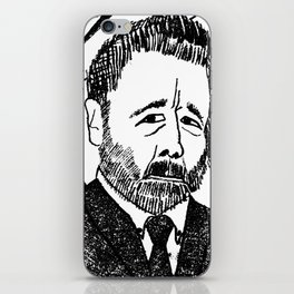 Guilt of Conscience iPhone Skin