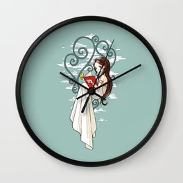 Fairy Tale Wall Clock